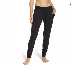 Free People Movement Sunny Black Jogger Pants sz M